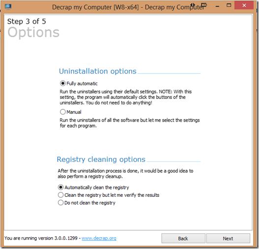 Decrap My Computer - Eliminador de Bloatware y Crapware