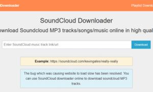 Cómo descargar canciones de SoundCloud