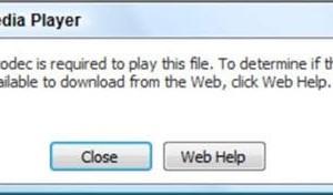 ¿Se necesita un códec para reproducir este archivo? Descargue e instale el códec en Windows 10