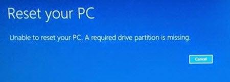 Corrección: La unidad donde está instalado Windows está bloqueada