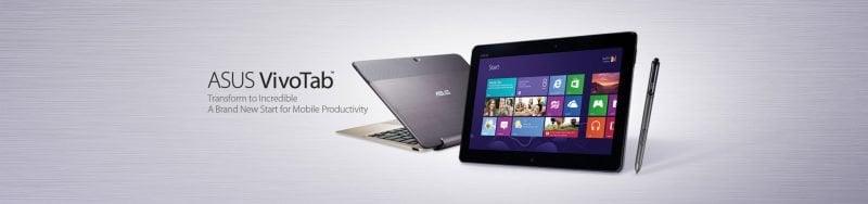 Asus VivoTab Smart Tablet Windows 8 Tablet con teclado Bluetooth: Especificaciones e impresiones