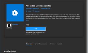 Cómo reproducir vídeos AV1 en Windows 10