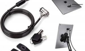 Cómo utilizar un bloqueo de portátil para asegurar su portátil en lugares públicos