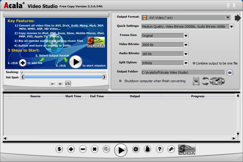 Top Free Video & Audio Media Converters para Windows PC