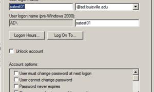 La cuenta del usuario ha caducado en Windows 10
