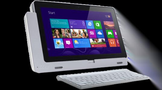 Acer Iconia W700 Windows 8 Tablet Revisión y especificaciones 1