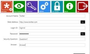 Mejores administradores de contraseñas gratuitos para Windows 10/8/7