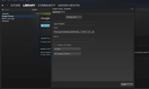Cómo agregar aplicaciones de juegos de Windows 10 Store a Steam