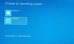 Windows 10 atascado en Trabajar con actualizaciones