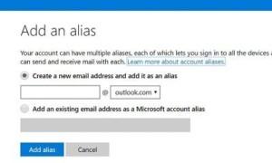 Cómo cambiar la dirección de correo electrónico principal de la cuenta de Microsoft para Windows 10