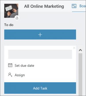 Cómo crear un plan en Microsoft Planner y agregarle tareas