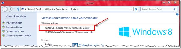 Agregar funciones, incluido Media Center, a Windows 8