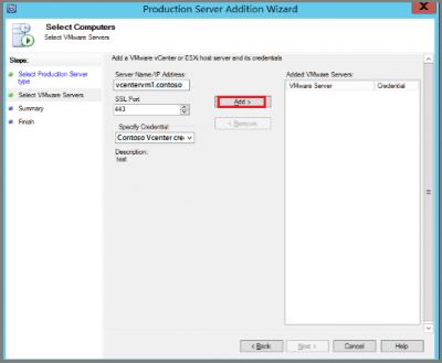 Realice copias de seguridad de las máquinas virtuales de VMware con Azure Backup Server