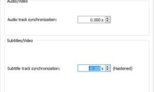 Ajustar, retrasar, acelerar la velocidad de los subtítulos en VLC Media Player