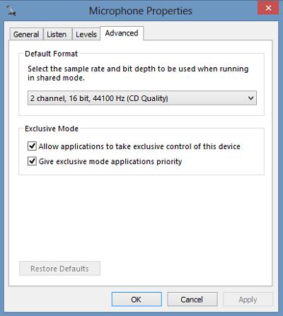 Cómo aumentar o aumentar el volumen del micrófono en Windows 10