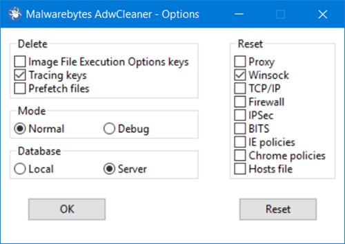 Revisión de AdwCleaner y descarga gratuita: Eliminar programas no deseados del PC con Windows