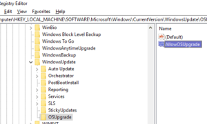 Fijar Windows 10 Update Error 0x80240020