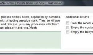Utilice AlomWare Reset para simular un reinicio de su sistema Windows