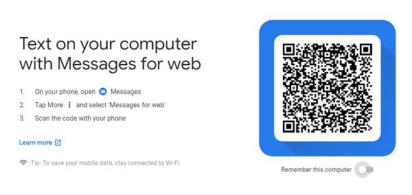 Cómo enviar mensajes de texto desde Windows 10 con Android Phone 2