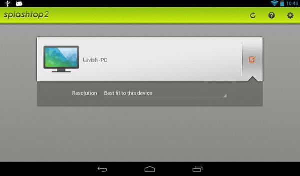 Experimente Windows 8 en una tableta Android o un iPad