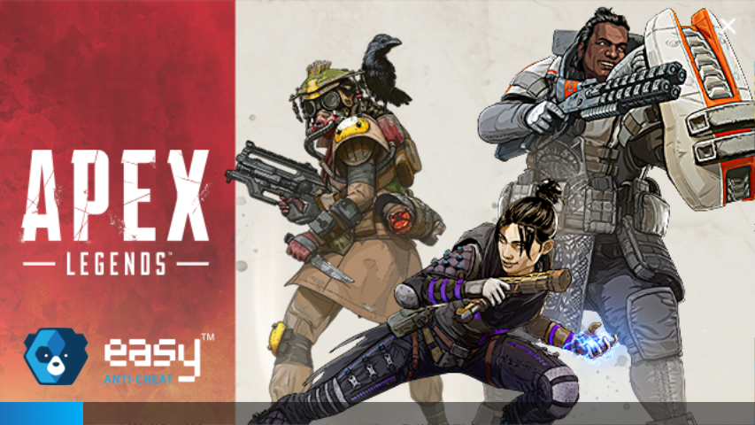 Juego de Apex Legends para Windows PC, Xbox One y PlayStation 4