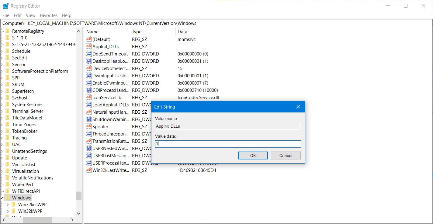 Cómo corregir el error 0xc000000005 en Windows 10