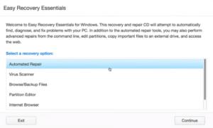 La Utilidad de retroceso de Windows 10 le permite volver a la versión anterior de Windows fácilmente.