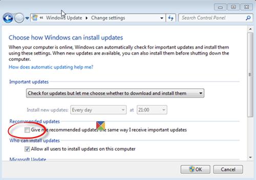 Cómo evitar la actualización a Windows 10
