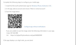 Cómo usar y agregar cuentas de trabajo/escuela a la aplicación Microsoft Authenticator
