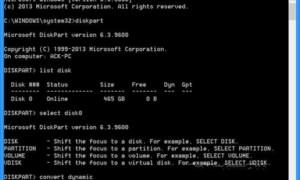Convertir un disco básico en un disco dinámico en Windows 10/8/7