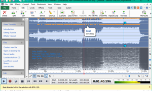 NCH Wavepad Audio Editor le permite editar archivos de audio como un Pro
