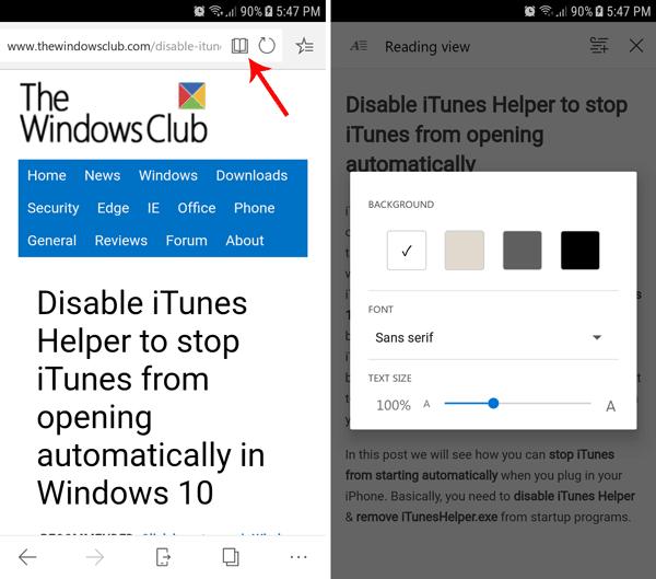 Los mejores consejos y trucos de Microsoft Edge para Android e iOS