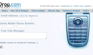 Los mejores sitios web para enviar SMS ilimitados a teléfonos móviles en cualquier país
