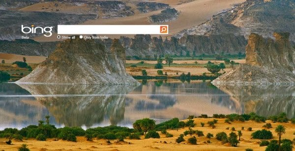 Descargar Bing Wallpaper Pack para Mac OS X desde Microsoft 1