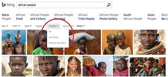 Por qué Bing Image Search es mejor que la competencia 6