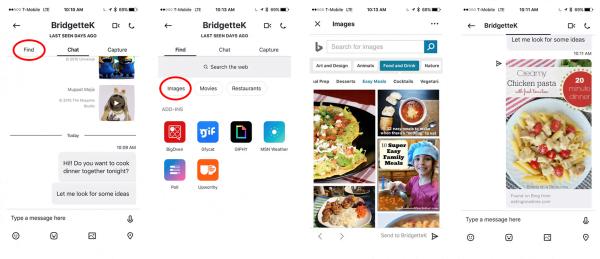 Cómo personalizar las fuentes de imagen y vídeo Bing