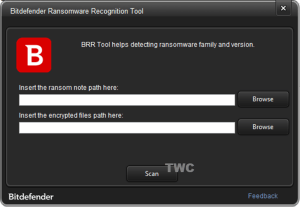 Bitdefender Ransomware Recognition Tool ayudará a identificar a Ransomware