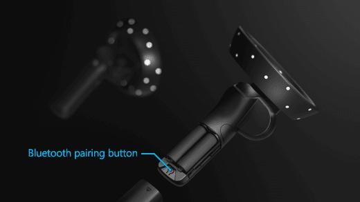 Cómo configurar los controladores de movimiento para Windows Mixed Reality 2