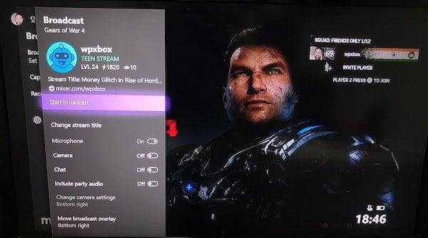 Cómo utilizar la cámara web en Xbox One para vídeo o con micrófono 4