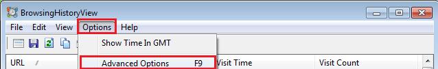 NavegaciónVistaHistoria: Ver el historial de navegación de 4 navegadores al mismo tiempo 1