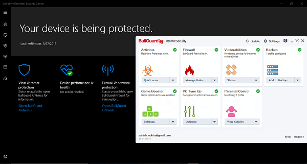Revisión de seguridad en Internet de BullGuard: Protección completa para Windows 2