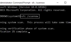 GWXUX ha dejado de funcionar en Windows 10