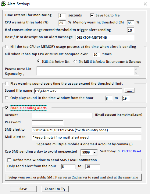 El mejor software gratuito de monitor de temperatura de la CPU y Checker para PC con Windows 3