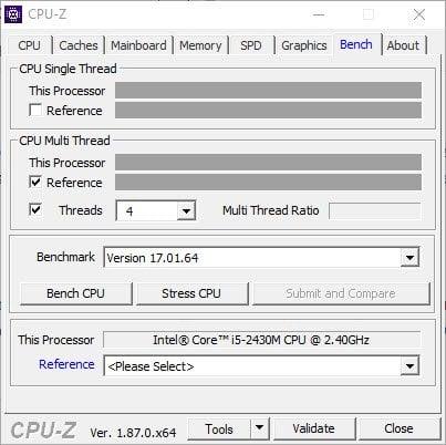 CPU-Z es una herramienta de información, monitoreo y análisis de hardware para Windows.