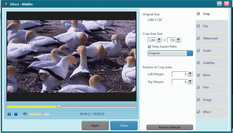Free CUDA Video Converter: Convierta y edite fácilmente sus archivos multimedia