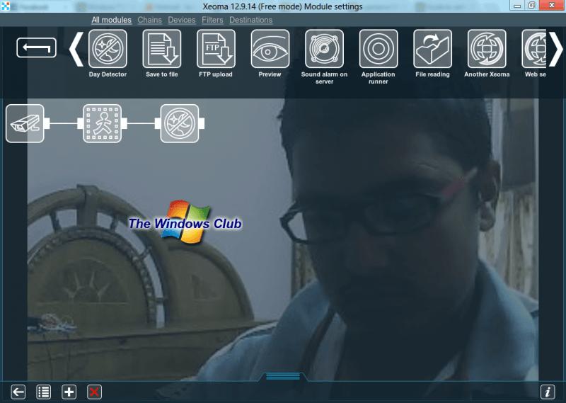 Xeoma: Crea tu propio sistema de vigilancia con unos pocos clics, gratis 2