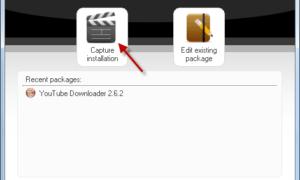 Crea aplicaciones portátiles con Cameyo para Windows