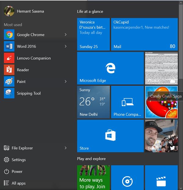 Cómo eliminar completamente Candy Crush Saga de Windows 10 9