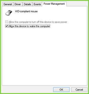 Corrección: Permite que la computadora apague este dispositivo para ahorrar energía. 1