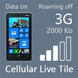 Pantalla de inicio Aplicaciones de personalización para Windows Phone 8 6